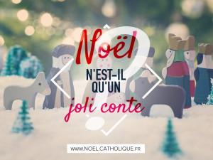 Noel n'est il qu'un joli conte image