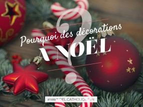 Questions decoration Noel